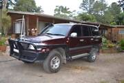1999 Turbo diesel GXL Toyota landcruiser The Pocket Byron Area Preview