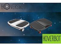 HoverSweg HoverBot 4 Wheel Hoverboard / Bluetooth Speakers / 12 Month Warranty