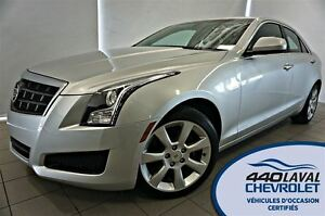 2014 Cadillac ATS 2.0L TURBO*AWD*CUE*CAMERA*