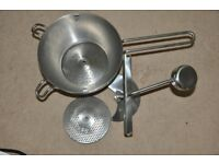 STAINLESS STEEL MOULI