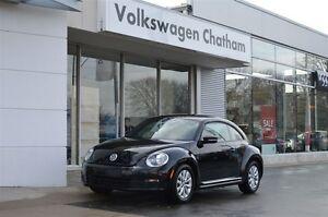 2013 Volkswagen Beetle 2.5L Comfortline Heated Seats
