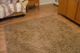 next shaggy rug coffee colour,