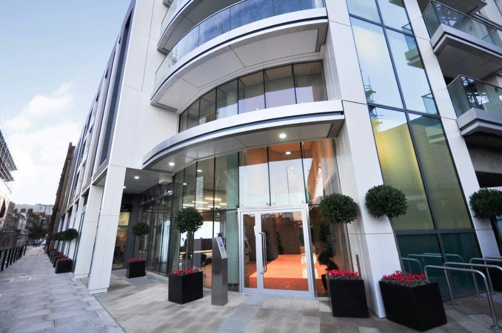 3 BEDROOM 2 BATHROOM FURNISHED APARTMENT IN ALTITUDE POINT ALDGATE E1, 24 HOUR CONCIERGE 16TH FLOOR