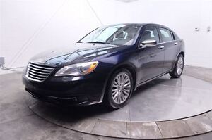2012 Chrysler 200 LIMITED MAGS TOIT CUIR