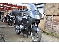 BMW R1100RT Motorcycle