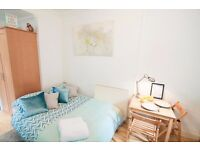 Double Self contained studio W14 ZONE 2 SHORT or LONG let £265 pw