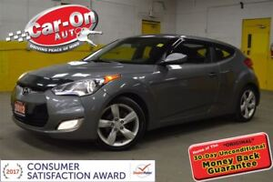 2012 Hyundai Veloster TIPTRONIC HEATED SEATS REAR CAM ALLOYS BLU