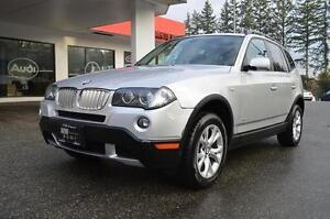 2009 BMW X3 30i-New Brakes/Tires