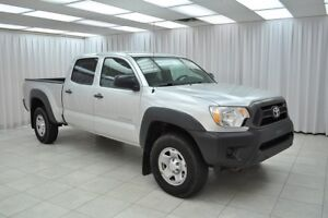 2013 Toyota Tacoma 4.0L 4x4 4DR 5PASS DOUBLE CAB w/ BLUETOOTH, A