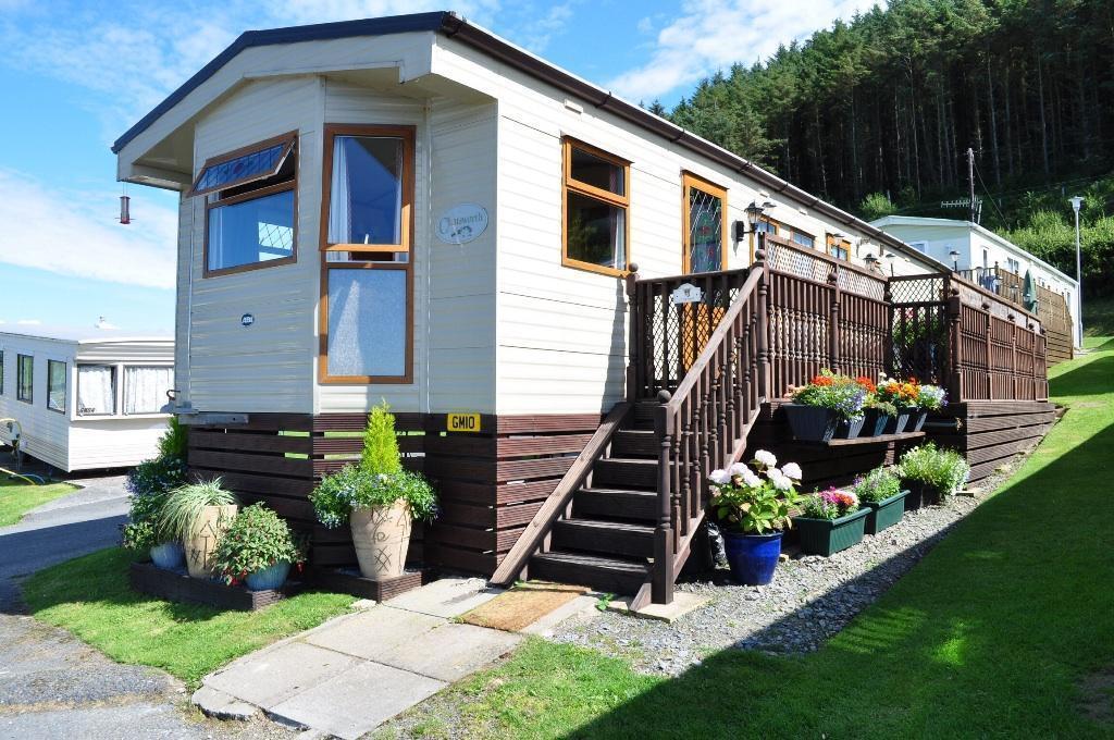 Perfect Pet Friendly Caravan Hire Halfway Inn Aberystwyth