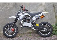 BRAND NEW PIT Dirt bike 2017 Mini ATV Motor Bike Scrambler 49cc 50 cc Pocket Quad 50cc 2 stroke