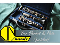Buffet E11 Wooden Clarinet. Fully Refurbished with 12 Months Warranty.