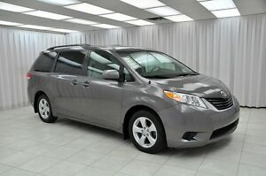 2011 Toyota Sienna LE 8PASS MINIVAN w/ BLUETOOTH, 3-ZONE CLIMATE