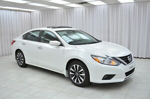 2016 Nissan Altima 2.5SV SEDAN w/ BLUETOOTH, HTD SEATS, SUNROOF