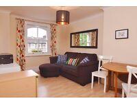 Top floor 2 double bedroom flat to rent in Brockley. Includes a 55sqm loft space.