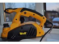 WOLF BRAND NEW ELECTRIC REBATE PLANE 3X BLADED