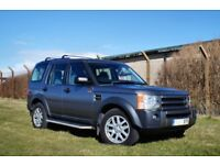 LANDROVER DISCOVERY 3 XS 2007 AUTO IN ORIGINAL UNMOLESTED CONDITION