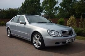 S Class with all the toys / Fully Loaded / M.O.T September / Excellent Runner / Good Condition