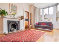 Spacious 2 bed characterful flat in great location available April - NO FEES!