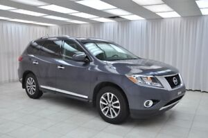 2014 Nissan Pathfinder 3.5SL 4x4 7PASS SUV w/ BLUETOOTH, HEATED