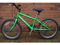 Children's Raleigh bicycle. Shimano 5 speed. Great condition