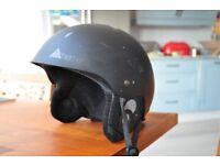 K2 Clutch skiing / snowboarding helmet (Small / Black)