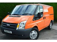 FORD TRANSIT 330 VAN A/C AUTO LIGHTS TAIL GATE (orange) 2011