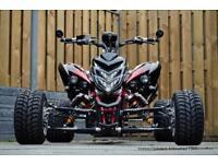 *** WANTED *** Road Legal Yamaha Raptor 700 YFM700R