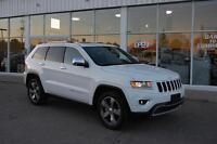 2015 Jeep Grand Cherokee LIMITED, V6,  ROOF!!