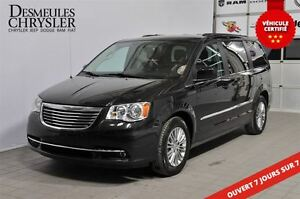 2016 Chrysler Town & Country TOURING-L**CUIR**VOLANT CHAUFF.