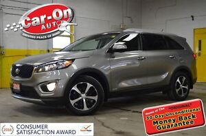 2016 Kia Sorento 2.0L TURBO EX LEATHER AWD