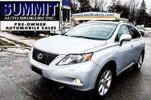 2012 Lexus RX 350 TOURING AWD | LEATHER | CAMERA | ROOF | NAVIGA