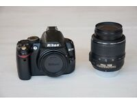 Nikon D3000 With 18-55 VR Kit Lens ¦ Perfect For Beginners ¦ Includes UV Filter