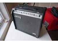 Laney Tube Fusion TF100 Guitar Amp