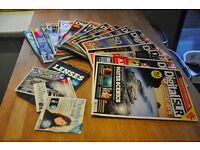 Digital SLR magazines - bundle