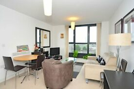 MOVE IN NOW!! 1 BED APARTMENT MOMENTS FROM CANNING TOWN TUBE IN THE SPHERE BUILDING E16