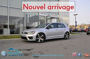2016 Volkswagen Golf R 2.0 TS**4MOTION**MAGS**NAVIGATION**