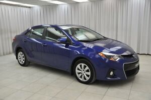 2014 Toyota Corolla S SEDAN w/ BLUETOOTH, HEATED SEATS, BACK-UP