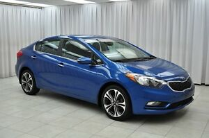 2014 Kia Forte EX GDi ECO SEDAN w/ BLUETOOTH, HTD SEATS BACK-UP
