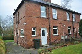 **Three Bedroom Semi-Detached House With Garage & Gardens In Acomb