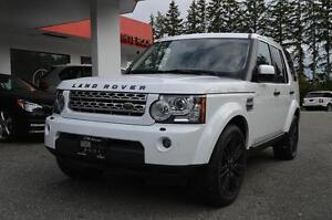 2011 Land Rover LR4 LUX - New Tires