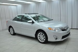 2014 Toyota Camry XLE V6 SEDAN w/ BLUETOOTH, NAVIGATION, HEATED