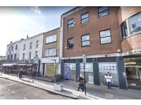 We are happy to offer bedsit situated in a well Victorian building, Camden High Street, London NW1