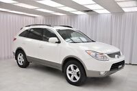 2011 Hyundai VeraCruz 7PASS AWD SUV w/ HTD LEATHER & SUNROOF