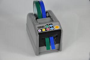 Automatic Electric Tape Dispenser Adhesive Cutter Cutting Machine 110V ZCUT-9