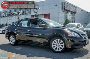 2014 Nissan Sentra 1.8 S- ACCIDENT FREE AND WELL EQUIPPED!!!