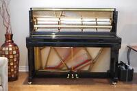 Piano tuning/appraisal in Barrhaven, Stonebridge and Nepean