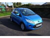 ** SEPTEMBER 2014 FORD KA 1.2 EDGE - ELECTRIC WINDOWS & AIR CON Low mls ** peugeot vauxhall fiat)