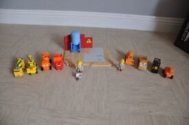 Bob the builder playing set