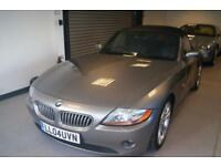 BMW Z4 SE Roadster (grey) 2004